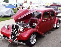 1948 Citroen Traction Avant