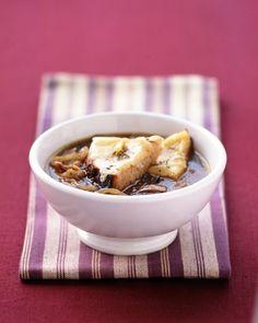 Freezer Meal- French Onion Soup - Martha Stewart Recipes