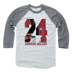 Andrew Miller Game R Cleveland MLBPA Officially Licensed Baseball T-Shirt Unisex S-3XL