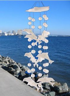 Image detail for -Unique Wind Chimes - Windchimes - Metal Wind Chimes   Windchime of the sea