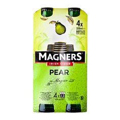 Bia Magners Pear Cider 4,5% - Chai 330ml - Bia Nhập Khẩu TPHCM