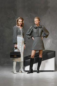 Fendi Pre-Fall 2020 Fashion Show - Vogue 2020 Fashion Trends, Fashion 2020, Runway Fashion, High Fashion, Winter Fashion, Womens Fashion, Fashion Fashion, Fendi, Looks Chic