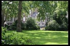 Bedford Square by Tommy Johansson