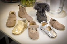 Bucket list: create a line of shoes