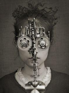 Clockwork eyes