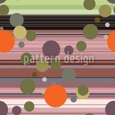 Hochqualitative Vektor-Muster auf patterndesigns.com - Kreise-auf-Streifenhintergrund, designed by Matthias Hennig