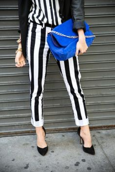 Add Height With Stripes