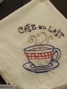 Deb's Cafe au Lait