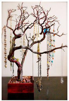 Creative Ways to Display Your Jewelry