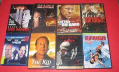 BRUCE WILLIS  (8 -DVD) DIE HARD/ LIVE FREE OR DIE HARD/12 MONKEYS/ THE KID +MORE #brucewillis #diehard  #livefreeordiehard  #12monkeys #action #movies #movies #moviedvd http://stores.ebay.com/vinylrockretro/