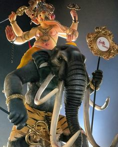 Shri Ganesh Images, Ganesh Chaturthi Images, Sri Ganesh, Ganesh Lord, Ganesha Pictures, Baby Ganesha, Ganesha Art, Om Gam Ganapataye Namaha, Ganpati Bappa Wallpapers