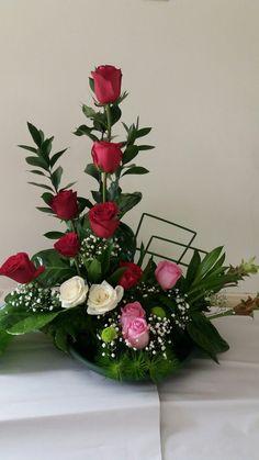 Arreglos de rosas