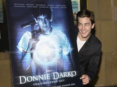 "Donnie Darko- ""Sometimes I doubt your commitment to sparkle motion!"""