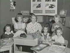Romper Room with Miss Virginia Miss Virginia, Romper Room, Back In The Day, Childhood, Rompers, Memories, School, Memoirs, Infancy