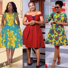 10 Images: Fascinating Ankara Gowns For Ladies – Latest African Fashion - Best African Fashion Ankara And Aso Ebi Styles in 2020 Ghana Dresses, African Wear Dresses, Ankara Dress Styles, African Fashion Ankara, Ankara Gowns, Latest African Fashion Dresses, African Print Fashion, African Attire, Ghana Fashion Dresses