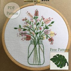 plus_ Bonus Free Pattern_Bouquet In The by TheSsukieDesign on Etsy