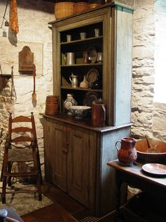 18th Century Kitchens And Primitive Kitchen On Pinterest