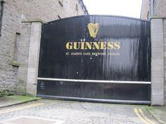 Dublin, Ireland - The Guiness Beer Brewery/Storehouse--can't wait for next year to be here with our best friends!!