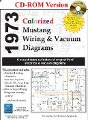 1971 colorized mustang wiring diagrams contains a complete and rh pinterest com