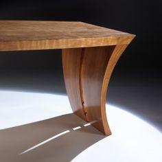 Charlotte handmade bespoke coffee table by David Tragen