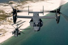 Fly Along With The USAF's Elite Special Operations CV-22 Osprey Crews
