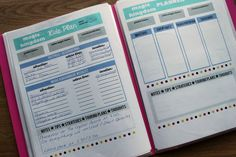 Printable Disney World planner - has all of the parks, budgeting, dining, FP+, hotels, and much more.