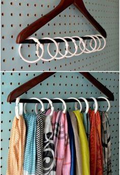 Экономим место и наводим порядок в шкафах 6