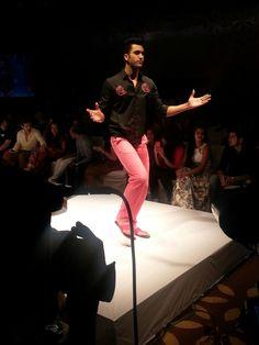 #HIFW #FashionCentro #centro #footwear #ramp #international #fashionweek