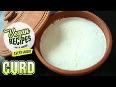 Peanut curd/yogurt using chili stem