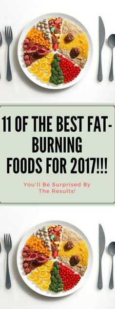 11 Of The Best FAT-BURNING Foods For 2017!!. Here is.
