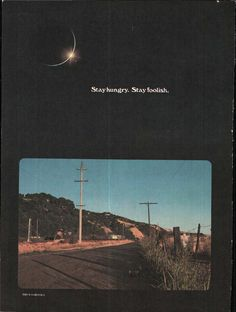 The Country Fucker, carving: The Whole Earth Catalog's final issue