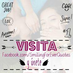 www.Facebook.com/SmilingForEverQuotes