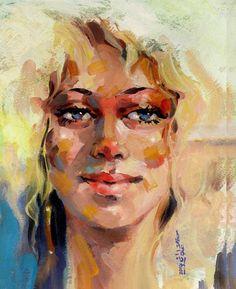 الفنان سرور علواني من سوريا