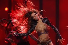Photo gallery: Eleni Foureira shows off glitter bodysuit in second rehearsal Hetalia, Terry Wogan, Glitter Bodysuit, Duncan, Big Songs, Armenia, Photo Galleries, Wonder Woman, Cyprus