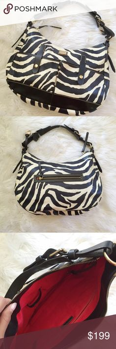FLASH SALE‼️Zebra Printed Dooney & Bourke Satchel Gorgeous zebra printed Dooney & Bourke satchel in excellent condition! There are a few light marks on the back of the purse (2nd picture). Super gorgeous and still has plenty of wear left! 60dxsdvv Dooney & Bourke Bags Satchels