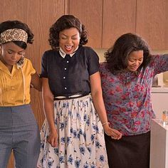 Here is the film trailer for 'Hidden Figures' a true story about hidden NASA pioneers, starring Taraji P. Henson, Kevin Costner and Octavia Spencer, Janelle Monae, Kirsten Dunst and Jim Parsons. The film opens on Jan. Jim Parsons, Kevin Costner, Good Movies On Netflix, New Movies, 2016 Movies, Cult Movies, Kirsten Dunst, Best Inspirational Movies, Vaughan