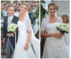 15 vestidos de noiva da realeza | Princesas reais - Princesa Tatiana Blatnik – Grécia