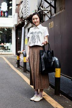 On the street… Hyunjae Shin Busan | echeveau