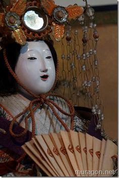 「南昌荘(盛岡市清水町)ひな祭り」=歴史ある建造物と雛人形の相乗空間=  #japan