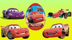50 Kinder Surprise Surprise eggs Disney Pixar Cars Киндер сюрпризы Тачки #Surpriseeggs #Toys #Disney #DisneyPixar #PixarCars #KinderSurprise #Surprise #Toy #MyLittlePony #HelloKitty #PeppaPig #MickeyMouse #Baby #Pixar #MinnieMouse #Cartoons #YouTube #Hello #spiderman #starwars #dora #Маша
