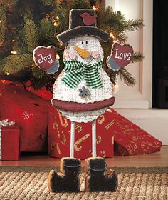 """20"""" Standing Holiday Figures