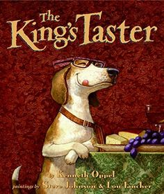 The King's Taster by Kenneth Oppel https://www.amazon.com/dp/0060753722/ref=cm_sw_r_pi_dp_x_bDiEybFB9J0BG