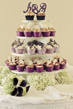 Cupcake Towers | Cupcakes Couture