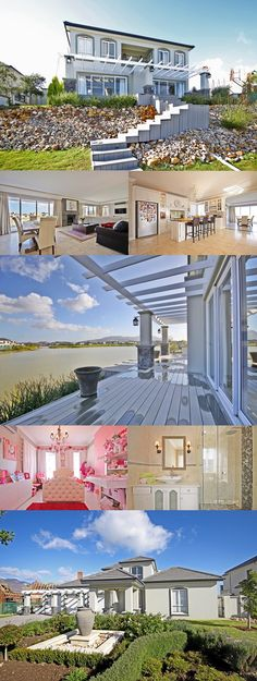 Lakeside excellence in Val de vie estate Luxury Lifestyle, Basil, Mansions, House Styles, Home Decor, Decoration Home, Manor Houses, Room Decor, Villas