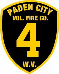 Paden city vol fire company