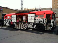 Kate Spade Mobile Retail, fantastic brand leverage!  SXSW 2012.