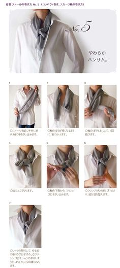 Super How To Wear Pashminas Shawl Silk Scarves Ideas - Seiden Schals Ways To Wear A Scarf, How To Wear Scarves, Scarf Knots, Scarf Hairstyles, Weekend Wear, Long Scarf, Silk Scarves, Scarf Styles, What To Wear