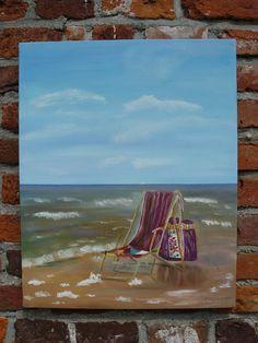 strandstoel (verkocht)