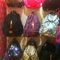 VS Pink backpacks