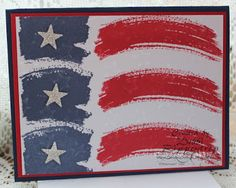 Debbi's Design Stamping: Happy Independence Day!